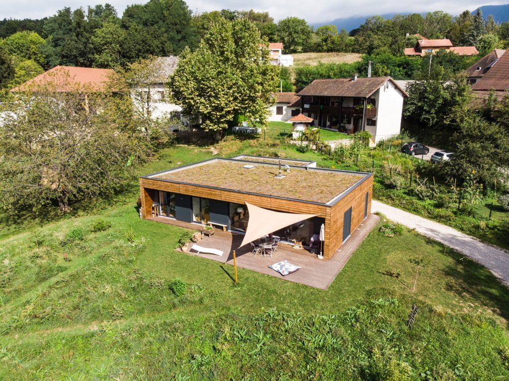 maison éco-responsable en Isère