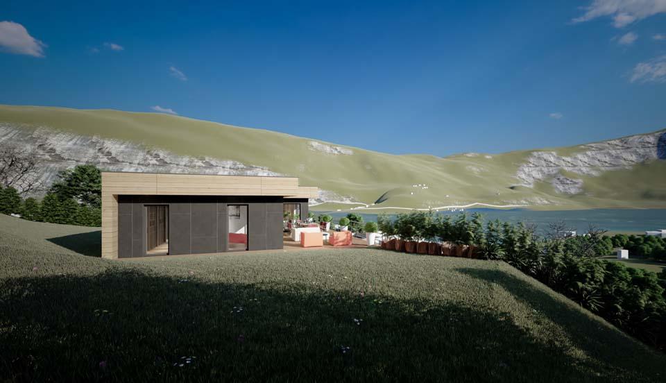 maison de plain-pied en Savoie